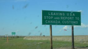 Dear Americans: moving to Canada is hard