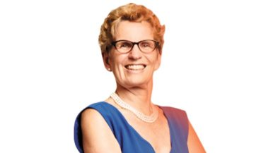 Toronto's 50 Most Influential: #4, Kathleen Wynne