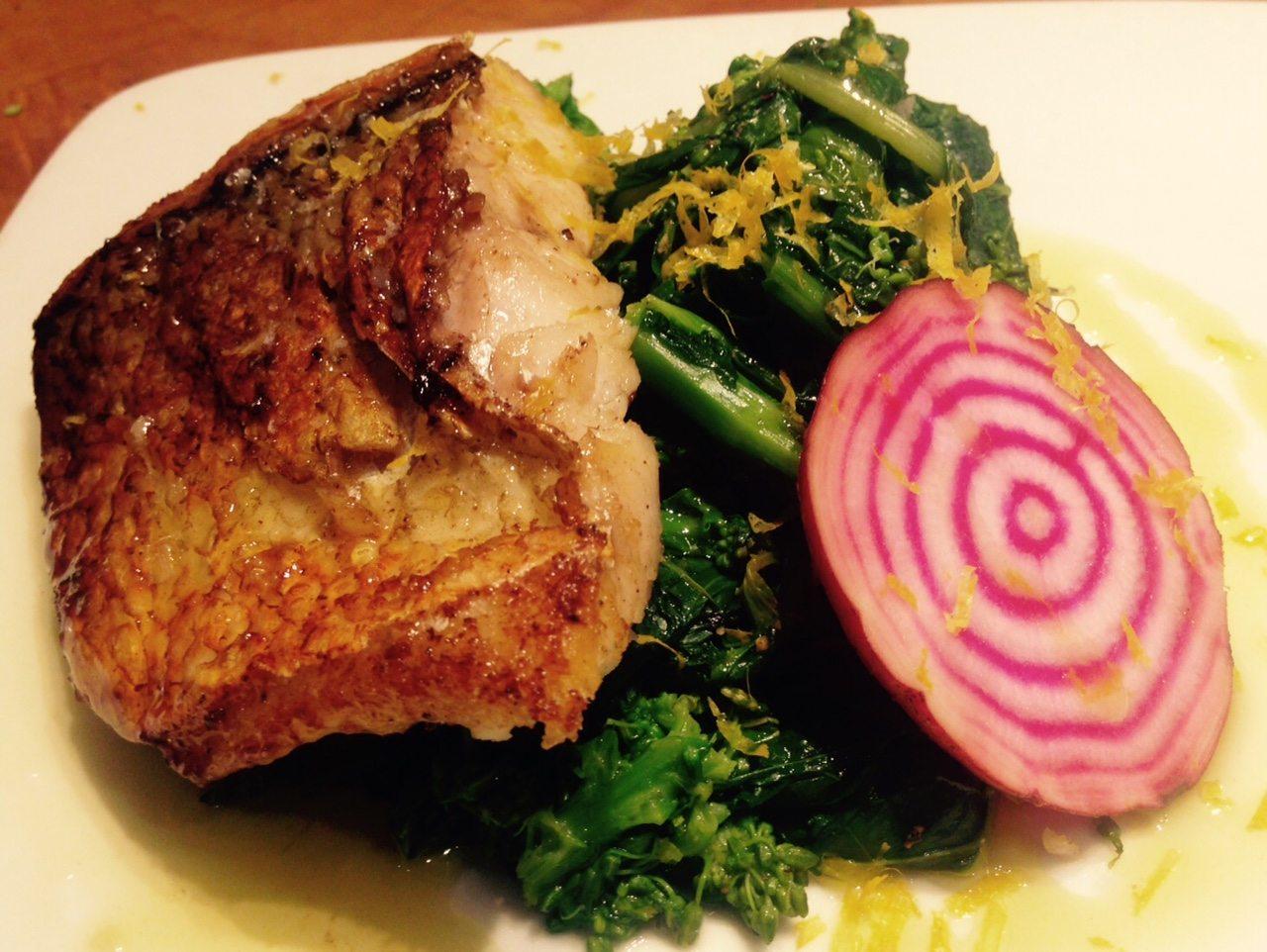 toronto-chefs-restaurants-consumed-bob-blumer-food-network-surreal-gourmet-fish-dinner