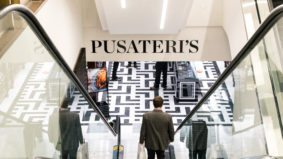 Inside Pusateri's swanky new 25,000-square-foot food hall in Saks