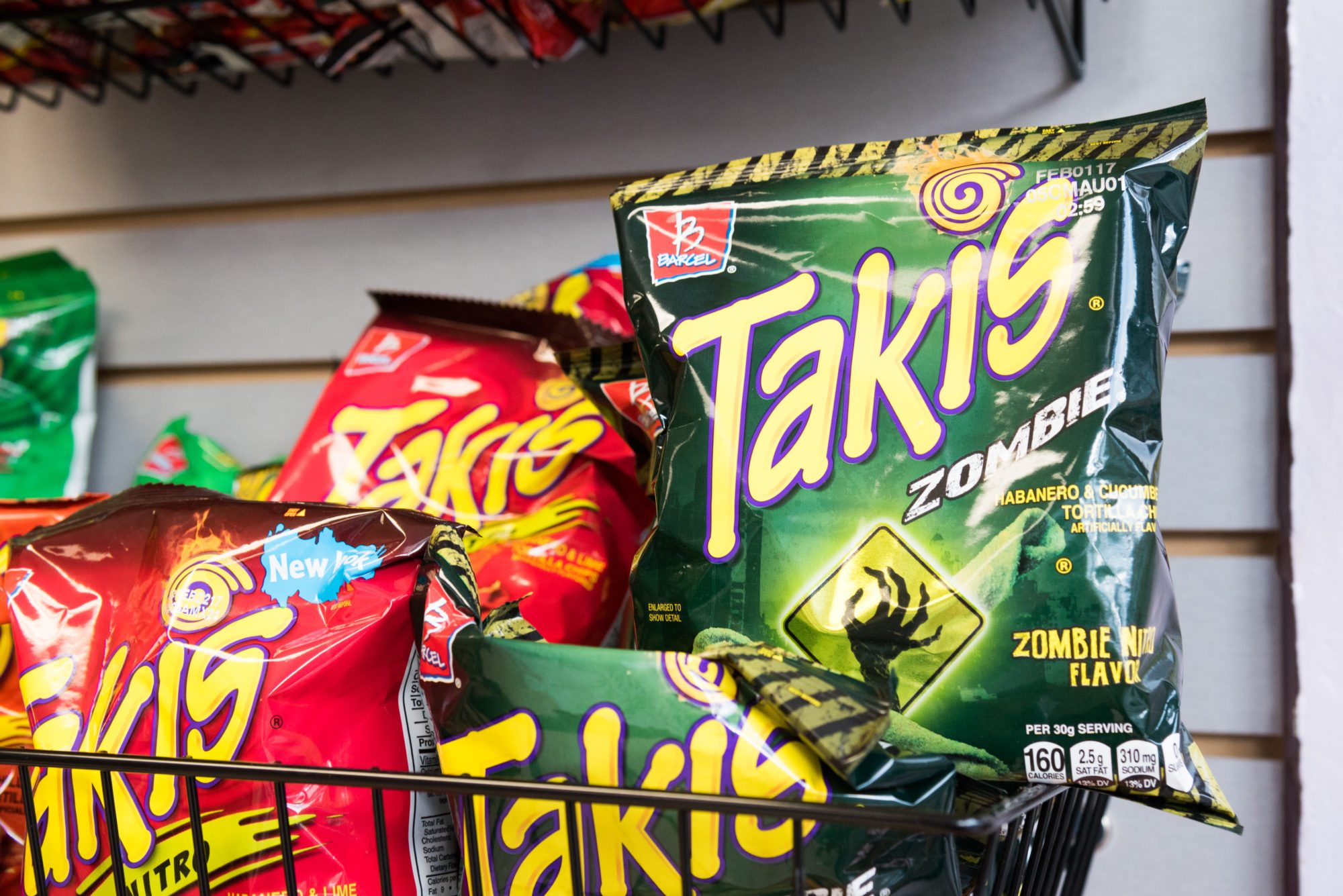 toronto-food-shops-ridiculist-sweet-addictions-candy-co-takis-chips-zombie-flavour
