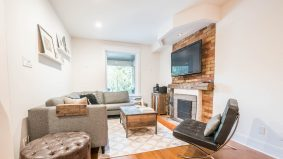 Rental of the Week: $6,300 per month for a furnished semi near the Roncesvalles strip