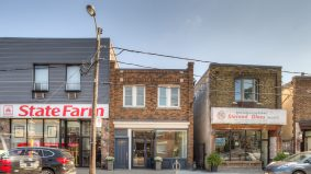 Sale of the Week: The $1-million Junction building that shows what a west-end commercial space is worth