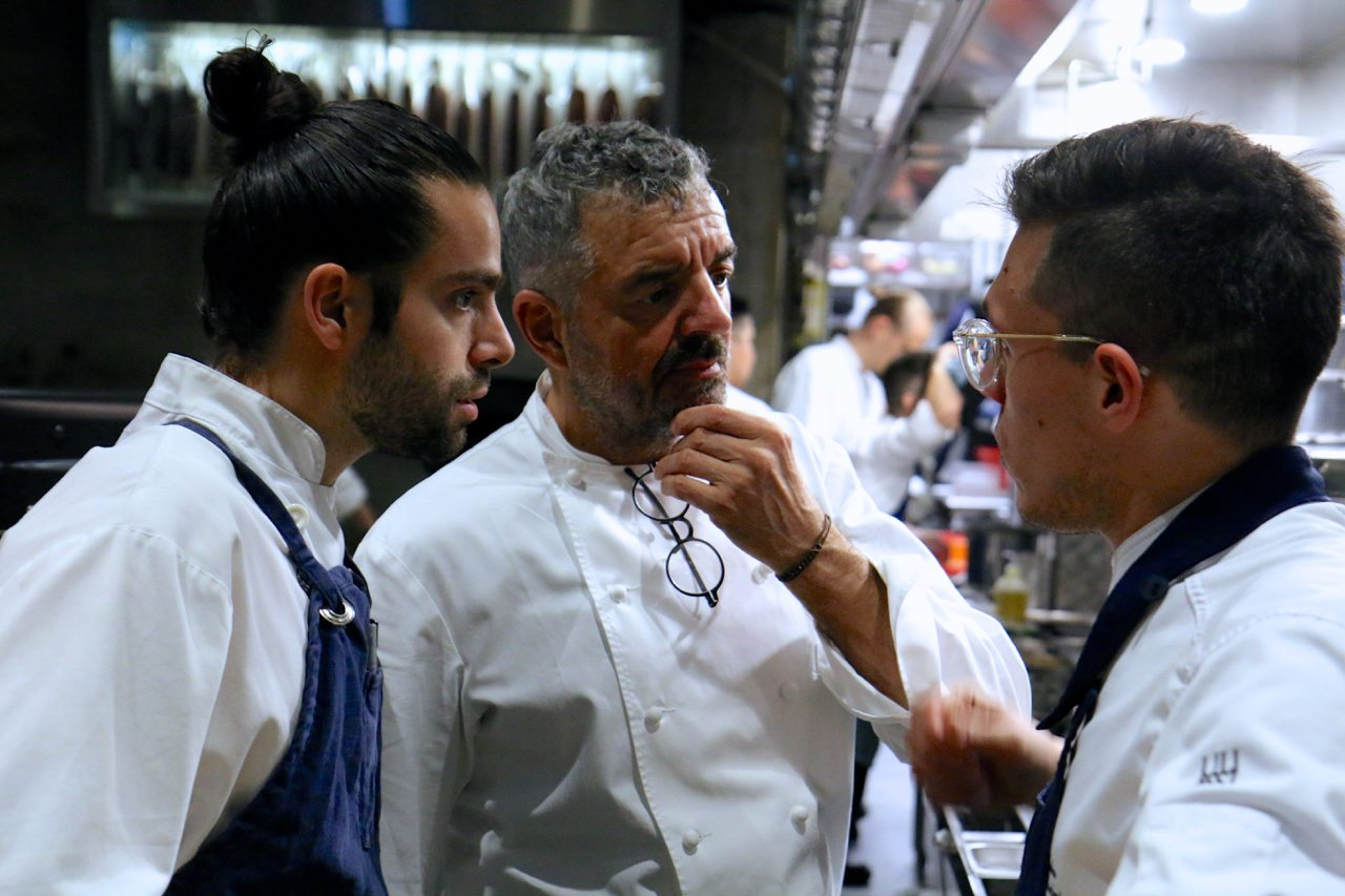 toronto-restaurants-food-events-buca-yorkville-michelin-star-dinners-chef-mauro-uliassi-serious