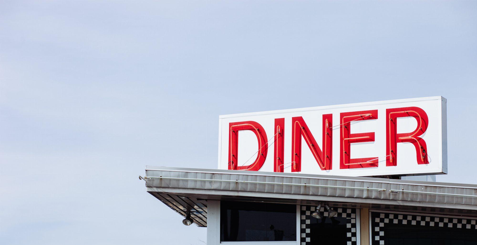 Diner-Buzzing-Lights