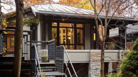How a High Park home was reborn after partly burning down in a mid-reno fire