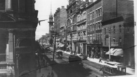 Here's what Toronto looked like in the 1800s