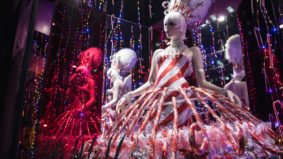 Toronto's department store holiday window displays, ranked