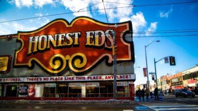 """""""It always felt like a crazy maze"""": Honest Ed's shoppers say farewell"""
