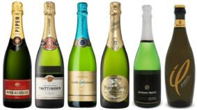The LCBO's best bottles of champagne and sparkling wine to ring in the New Year