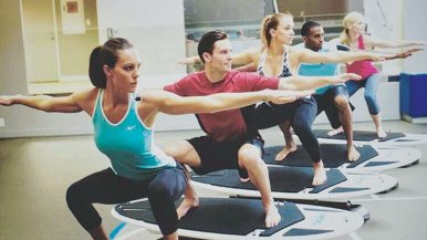 Where to find the latest, coolest, most high-tech innovations in workout science