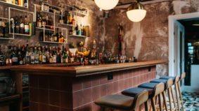 Inside Barber & Co., the new part-barbershop, part-bar on Ossington