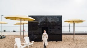 These mysterious art installations are taking over the waterfront right now