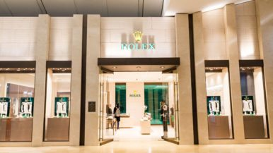 Inside Rolex's first Toronto boutique, where staffers handle watches with microfibre gloves