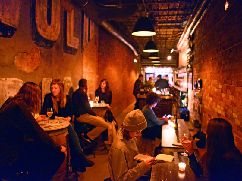 Birreria Volo is home to Toronto's wild ale boom—and the city's funkiest beer list