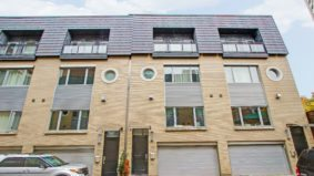 House of the Week: $1.5 million for a Davisville townhouse with a private elevator