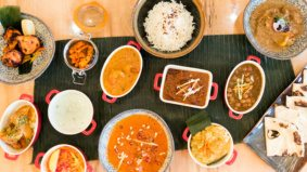 What's on the menu at Leela, a new Indian tapas restaurant from the owner of Amaya
