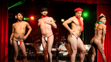 A risqué comedy show, a burlesque bonanza and five other things to do on Valentine's Day