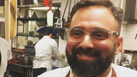 Q&A: Chef Albert Ponzo on leaving Le Sélect after a decade to open a restaurant in Prince Edward County