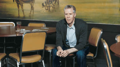 From the Archives: Behind the Scenes with Stuart McLean