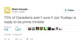 """When Sean Spicer called Justin Trudeau """"Joe,"""" all hell broke loose on Twitter"""