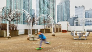 Four kid-friendly Toronto condos, and the families who live in them