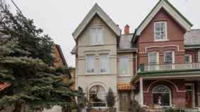 House of the Week: $1.6 million for a Cabbagetown semi with a unique interior