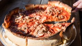 What's on the menu at Double D's, Toronto's first Chicago-style deep-dish pizza place