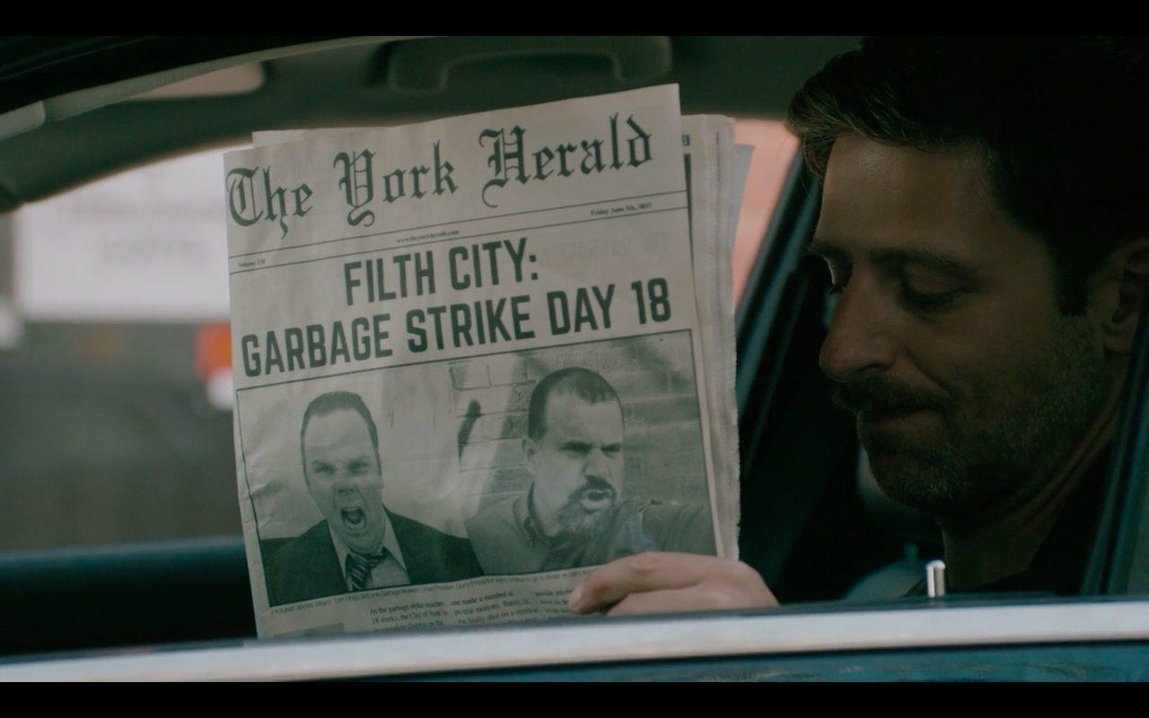 1. Garbage Strike