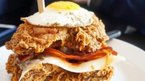 11 of Toronto's most bonkers breakfast sandwiches