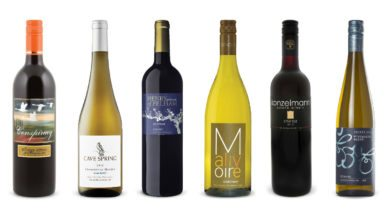 The best bottles of Ontario wine at the LCBO
