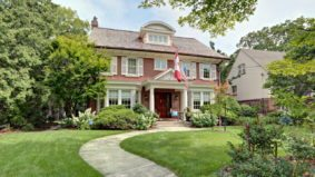 House of the Week: $5 million for a historic home in Swansea, complete with a billiards room