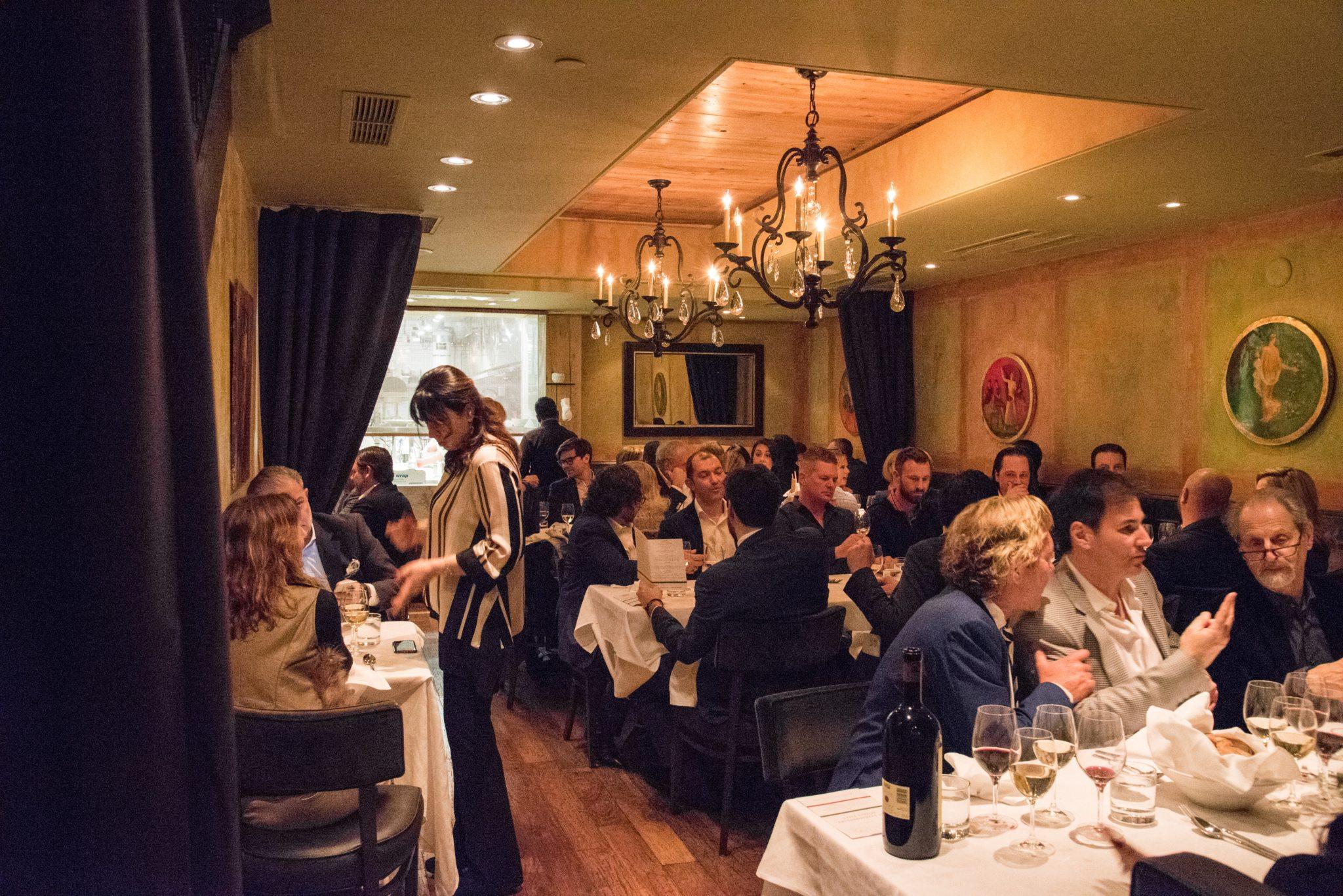 toronto-restaurants-events-sotto-sotto-italian-nino-di-costanzo-room
