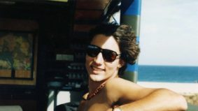 Some people are way too excited about pictures of young Justin Trudeau