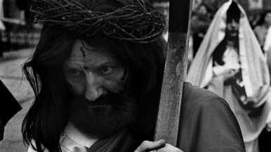Twelve photos that capture the drama and devotion of Toronto's Good Friday processions over the years