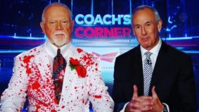 Don Cherry's most bizarre blazers of the season, ranked in order of craziness