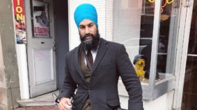 Jagmeet Singh may or may not run for NDP leadership, but he's already the king of politician Instagram