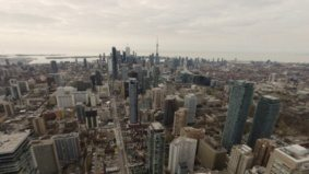 Check out the view from the top of Bloor-Yonge's new skyscraper