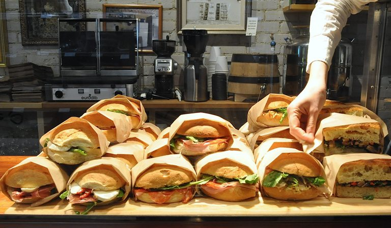 sangwiches