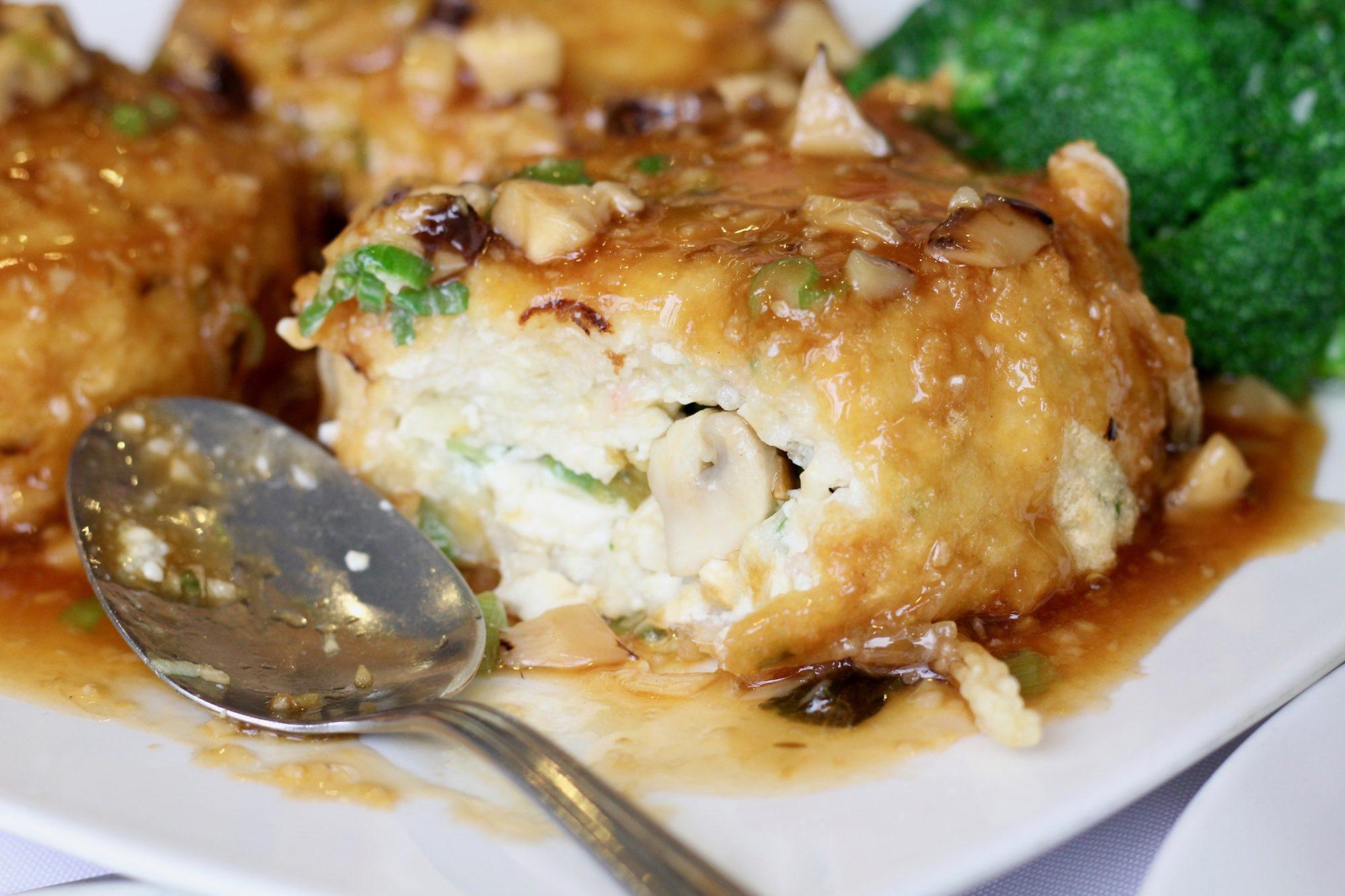 tofu pie B