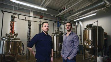 Spirits of the Six: Toronto's Yongehurst Distillery makes hyper-local booze