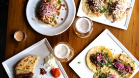 What's on the menu at Rorschach Brewing Co., the east end's new brewery with a 100-seat patio