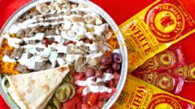 What's on the menu at The Halal Guys, Toronto's first location of the New York food-cart favourite