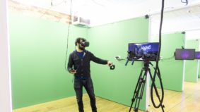 Inside House of VR, Toronto's futuristic new virtual reality lounge