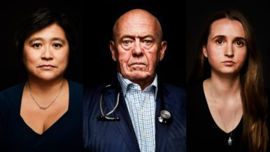 The doctors who assist in suicide on what it's like to end a life