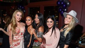 What happened at last night's official <em>The Real Housewives of Toronto</em> finale screening party