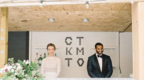 Real Weddings: Inside a quirky ceremony at a Kensington bar