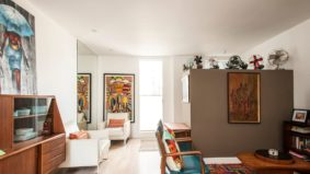 Airbnb of the Week: $335 per night for a three-bedroom Cabbagetown home