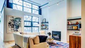 Rental of the Week: $5,600 per month for a loft in a former CBC warehouse in Corktown