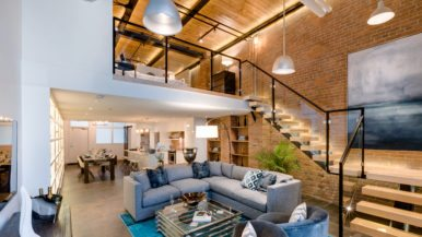 Condo of the Week: $1 million for a two-level Leslieville loft